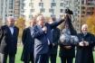 Ректор НПУ взяв участь у відкритті нової Спортивної Арени КНУ імені Т. Шевченка