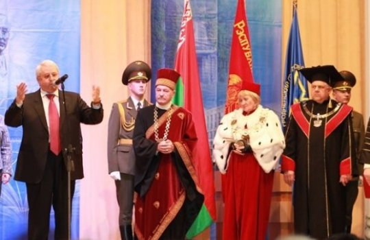 Віктор Андрущенко перебував з візитом в Гродно